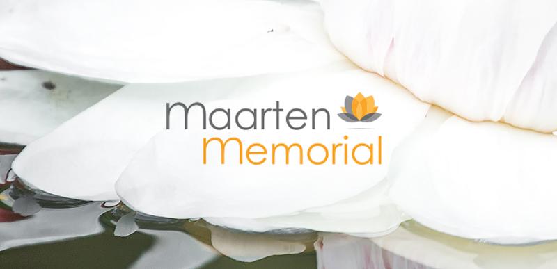 MaartenMemorial